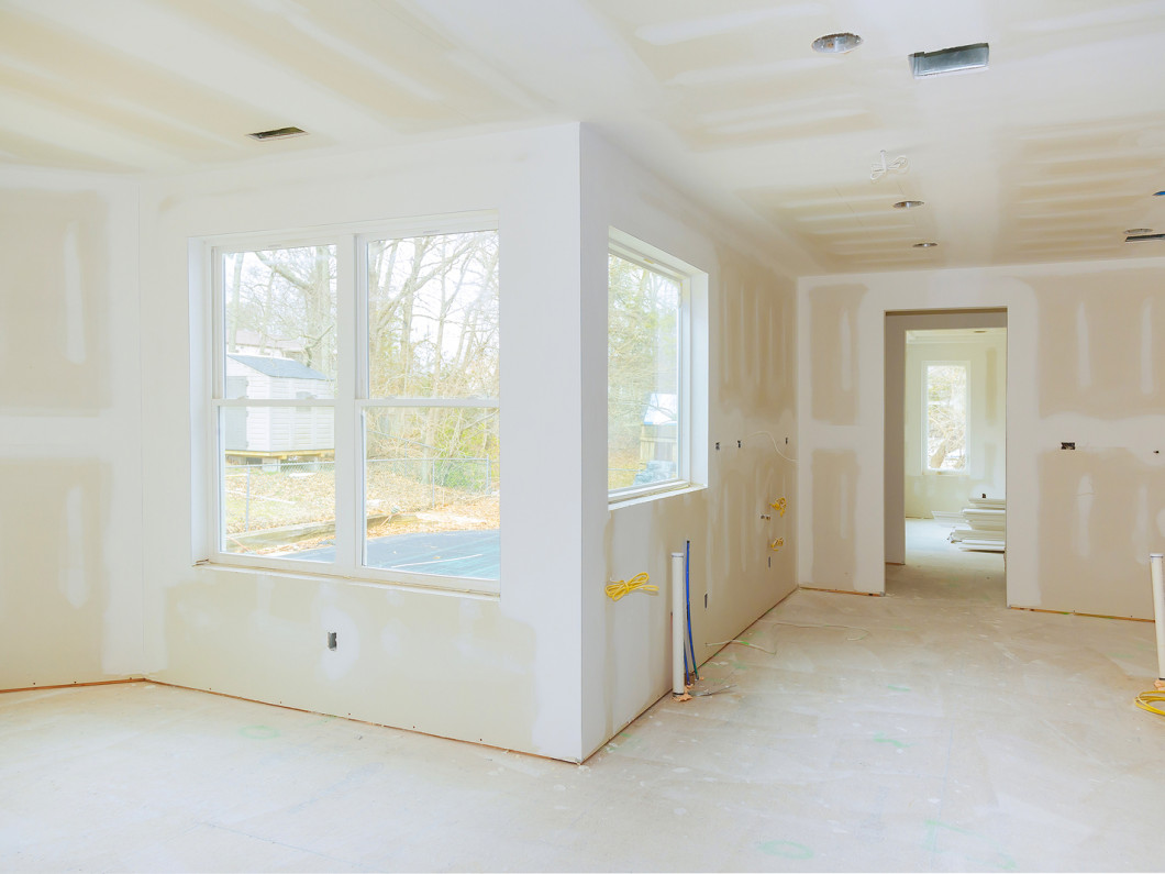 Make Your Home Look Beautiful with New Drywall Installation